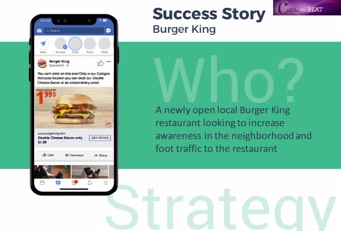 Burger King Success