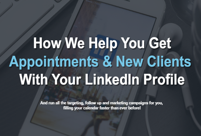 LinkedIn 4 New Clients In 45 days